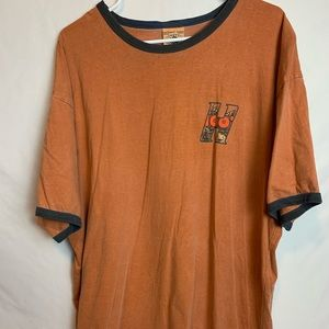 Vintage HOOTERS Richmond VA Owl Authentic Pigment